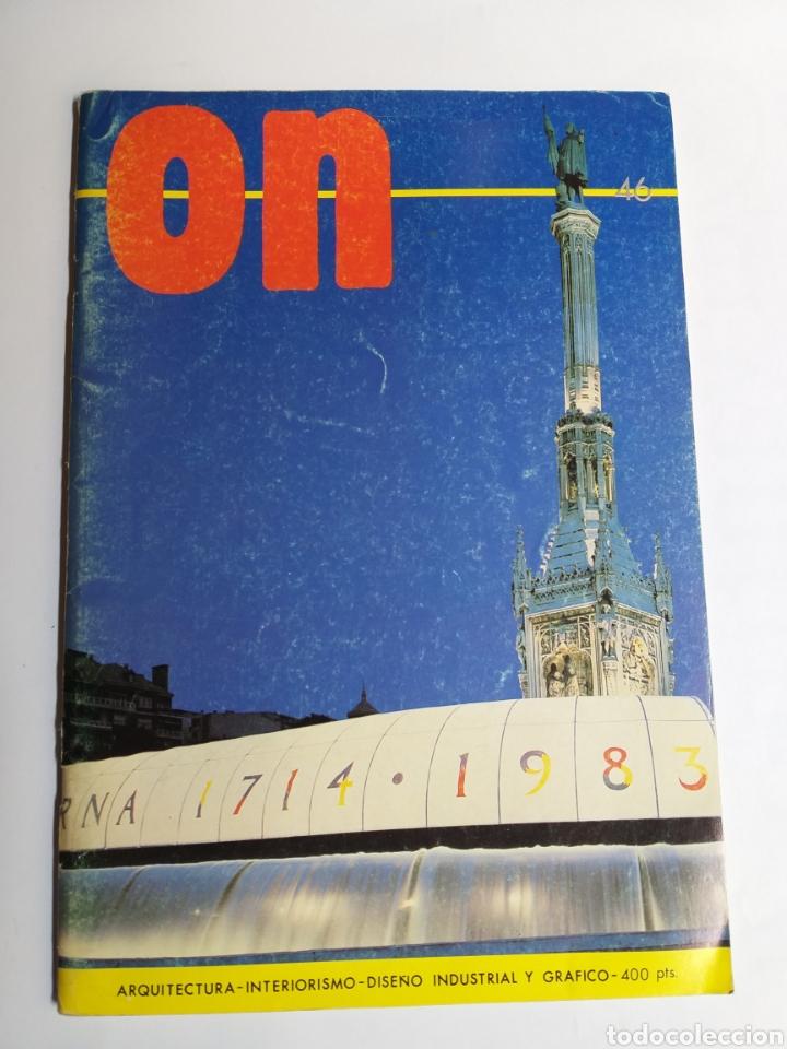 Libros de segunda mano: 5 revistas On Diseño. Números 46 47 101 123 y 137 - Foto 4 - 262261045
