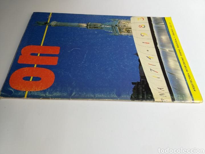 Libros de segunda mano: 5 revistas On Diseño. Números 46 47 101 123 y 137 - Foto 5 - 262261045