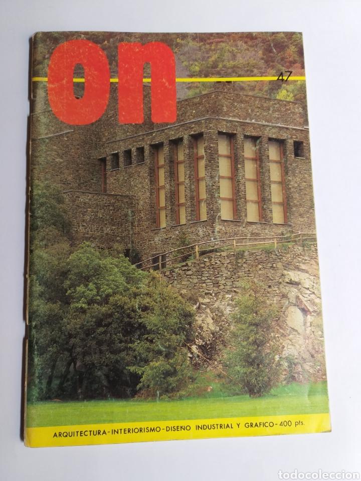 Libros de segunda mano: 5 revistas On Diseño. Números 46 47 101 123 y 137 - Foto 6 - 262261045