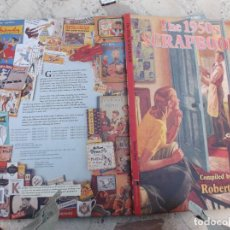 Libros de segunda mano: LIBRO DE ILUSTRACION DE PUBLICIDAD, THE 1950S SCRAPBOOK, ROBERT OPIE, GLOBAL PUBLISHING. Lote 262684400