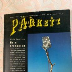 Libros de segunda mano: PARKETT. Lote 263192315