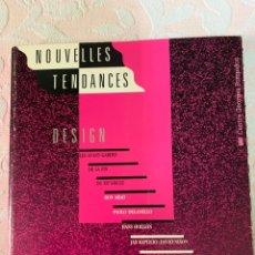 Libros de segunda mano: NUEVAS TENDENCIAS DISEÑO LES AVANT GARDES DEL FINAL DEL SIGLO XX. Lote 263192600