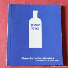 Livres d'occasion: ABSOLUTAMENTE ORIGINALES - COLECCION ARTISTICA ABSOLUT VODKA - DISEÑO GRAFICO CON MARISCAL - Nº 44. Lote 263525335