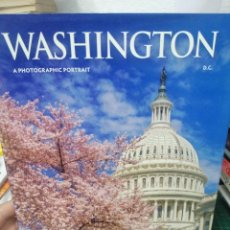 Livres d'occasion: WASHINGTON. A PHOTOGRAPHIC PORTRAIT. Lote 264522989