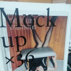 Livres d'occasion: MOCK UP X 36. Lote 264523774