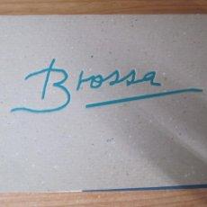 Libros de segunda mano: LIBRO EXPOSICIÓ JOAN BROSSA CARTELLS 1975- 1999. Lote 265681519
