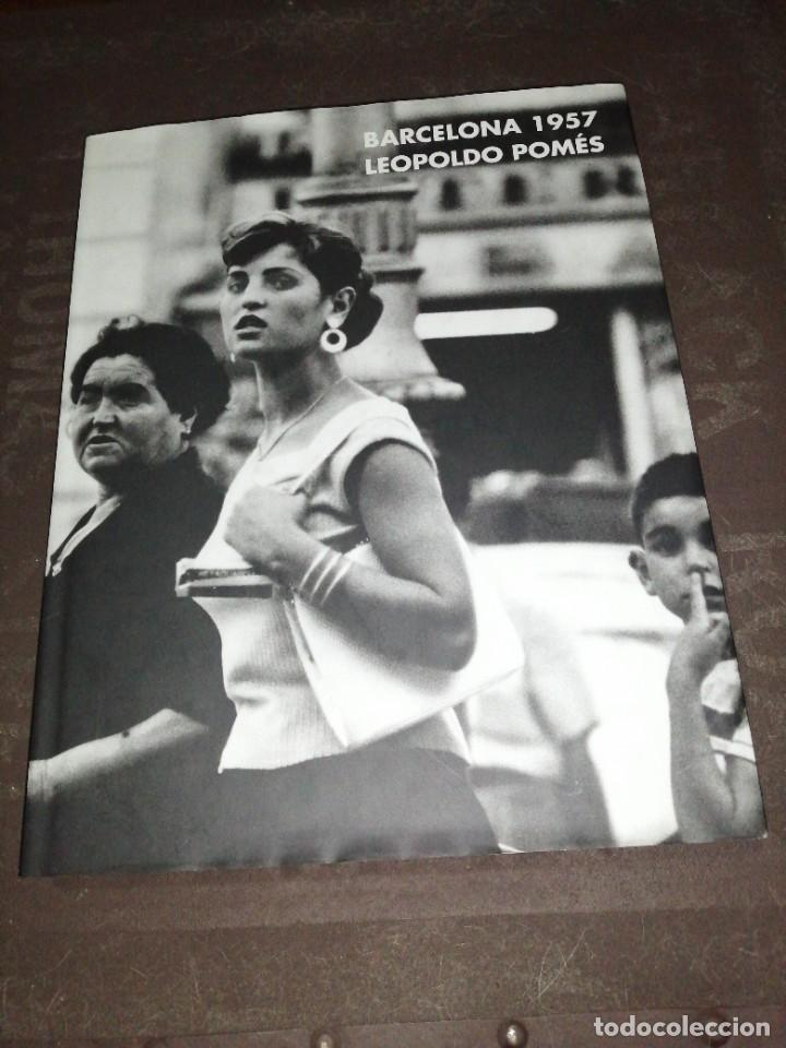 LEOPOLDO POMÉS BARCELONA 1957 (Libros de Segunda Mano - Bellas artes, ocio y coleccionismo - Diseño y Fotografía)