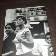 Livres d'occasion: LEOPOLDO POMÉS BARCELONA 1957. Lote 265863944