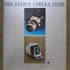 Livres d'occasion: CÁMARA FOTOGRÁFICA LIBRO THE LINHOF CAMERA STORY. Lote 266227313