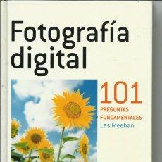 Libros de segunda mano: FOTOGRAFÍA DIGITAL. Lote 266256573