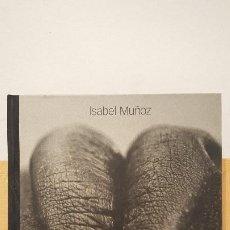 Livres d'occasion: ISABEL MUNOZ. Lote 267289269