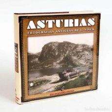 Libros de segunda mano: ASTURIAS FOTOGRAFÍAS ANTIGUAS. LIBRO NUEVO. L. VINCK.. Lote 267903919