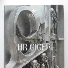 Libri di seconda mano: HR GIGER - ICONS / TASCHEN - 2002. Lote 268602859