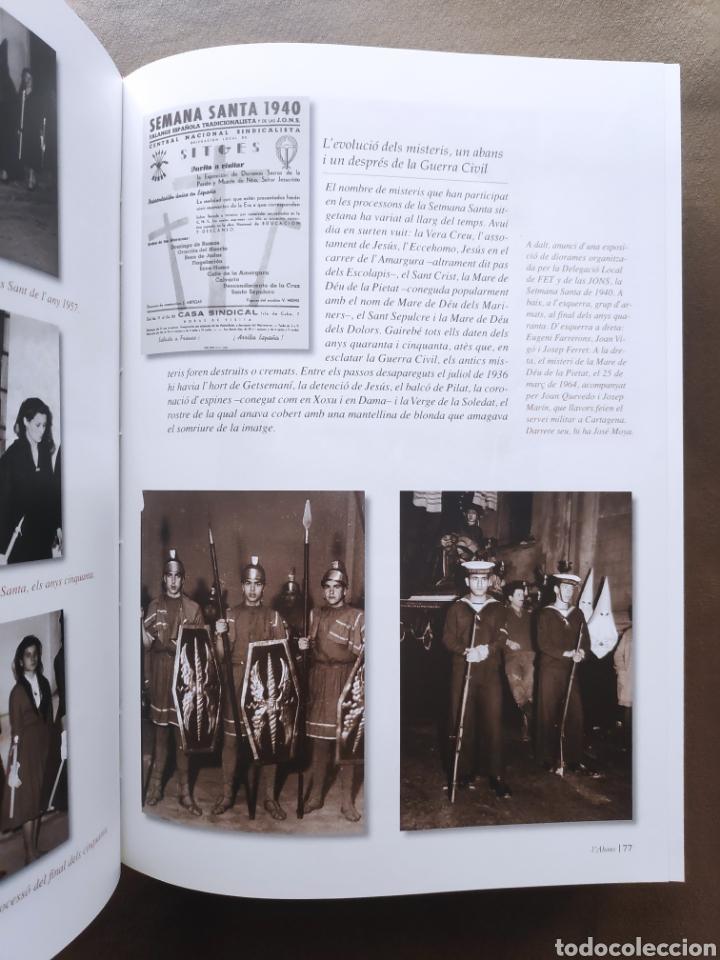 Libros de segunda mano: SITGES FOTOGRAFÍA LIBRO L ABANS RECULL GRÀFIC 1870 - 1965 - Foto 3 - 268709939
