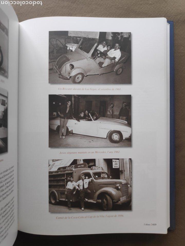 Libros de segunda mano: SITGES FOTOGRAFÍA LIBRO L ABANS RECULL GRÀFIC 1870 - 1965 - Foto 9 - 268709939