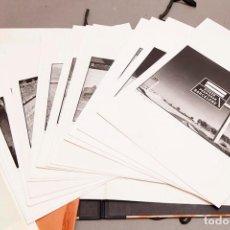 Libros de segunda mano: ALBERT CHUST : UNES FOTOS - 15 FOTOGRAFÍAS ORIGINALES FIRMADAS A TINTA POR EL FOTÓGRAFO. Lote 268763189