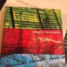 Libros de segunda mano: CECCHETTO, ALBERTO, LEAF FLAME CRYSTAL, AQ-243. Lote 269044753
