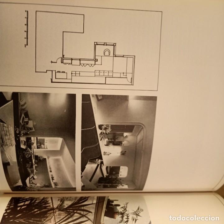 Libros de segunda mano: CUADERNO HABITAT Nº 1, LA SALA DE ESTAR, DISEÑO / DESIGN, EDITORIAL BLUME, 1975 - Foto 2 - 272219958