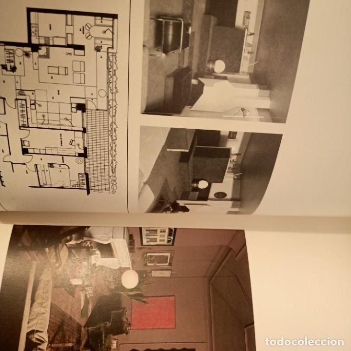 Libros de segunda mano: CUADERNO HABITAT Nº 1, LA SALA DE ESTAR, DISEÑO / DESIGN, EDITORIAL BLUME, 1975 - Foto 3 - 272219958