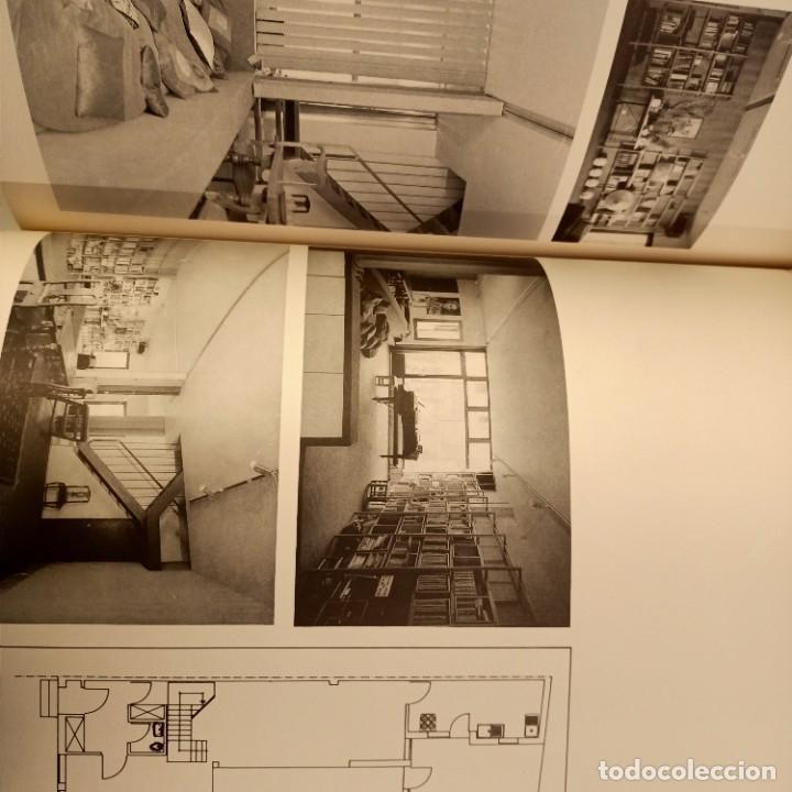 Libros de segunda mano: CUADERNO HABITAT Nº 1, LA SALA DE ESTAR, DISEÑO / DESIGN, EDITORIAL BLUME, 1975 - Foto 5 - 272219958