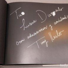 Libros de segunda mano: TONY KEELER : IBIZA ISLAND IMAGES - DEDICATORIA AUTÓGRAFA DEL AUTOR. Lote 272450833