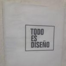 Libros de segunda mano: TODO ES DISEÑO - DESIGN IS EVERYTHING / COMISARIO OSCAR MARINÉ / EDI. FOREWORD / 2010. Lote 273509568