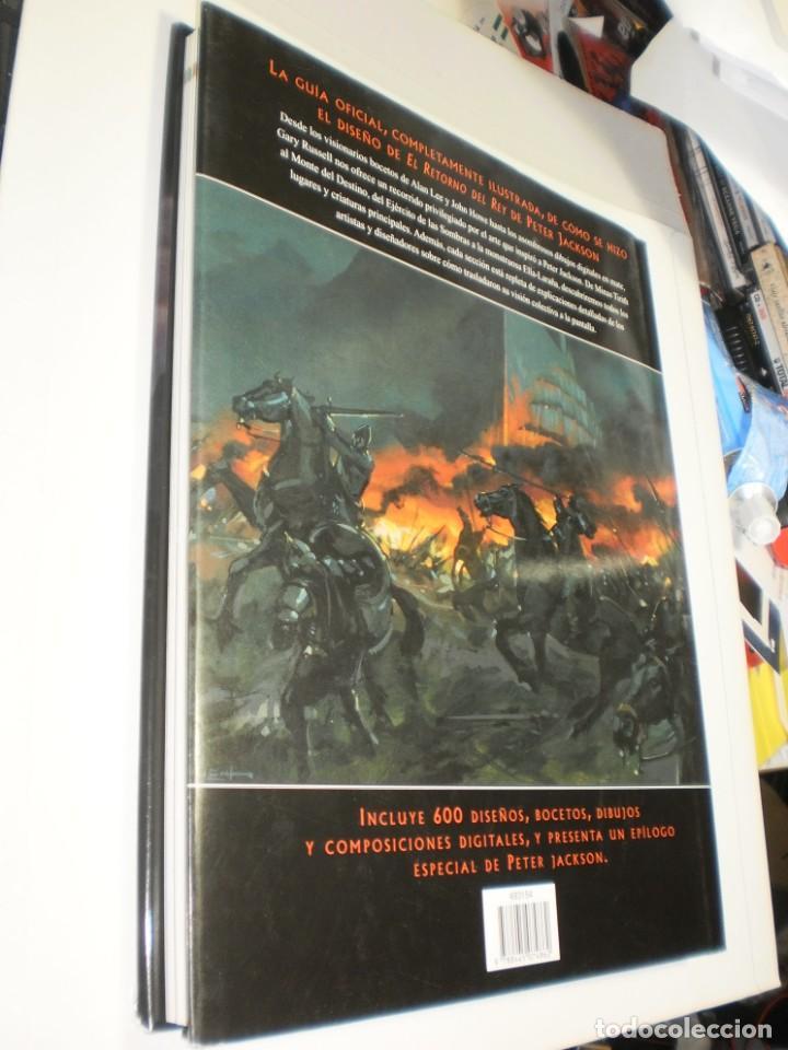 Libros de segunda mano: el señor de los anillos. gary russell. minotauro 2004 tapa dura 224 pág (buen estado, leer) - Foto 2 - 276415733