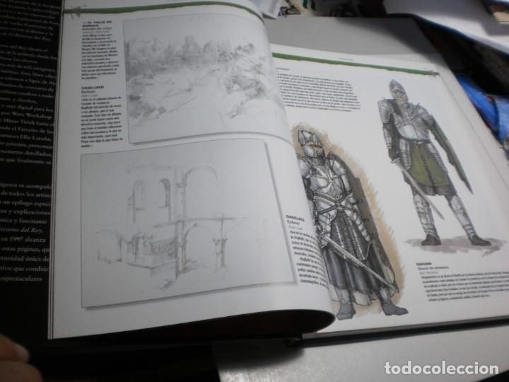 Libros de segunda mano: el señor de los anillos. gary russell. minotauro 2004 tapa dura 224 pág (buen estado, leer) - Foto 7 - 276415733