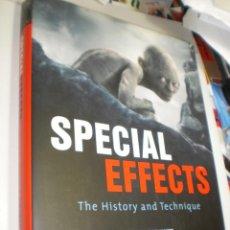 Libros de segunda mano: SPECIAL EFFECTS. THE HISTORY AND TECHNIQUE. RICHARD RICKITT. AURUM 2010 384 PÁG TAPA DURA (SEMINUEVO. Lote 276416853