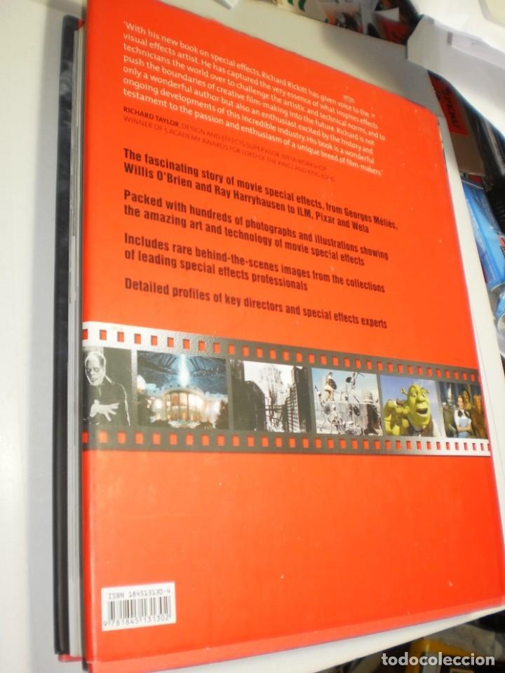 Libros de segunda mano: special effects. the history and technique. richard rickitt. aurum 2010 384 pág tapa dura (seminuevo - Foto 2 - 276416853
