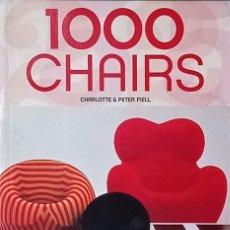 Livros em segunda mão: 1000 CHAIRS. Lote 276624218