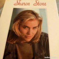 Libros de segunda mano: SHARON STONE. RETRATOS. MANUEL MARÍA CALVIN MUSLARES. ¡¡COMO NUEVO!!. Lote 277135768