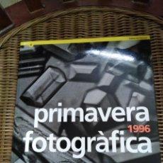 Libros de segunda mano: PRIMAVERA FOTOGRÁFICA 1996 - 8ª PRIMAVERA. Lote 277136033