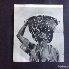 Libros de segunda mano: FOLLETO: ANUARIO DE LA FOTOGRAFÍA ESPAÑOLA 1973. Lote 277617298