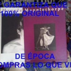 Libros de segunda mano: MAPPLETHORPE GERMANO CELANT TEXTO ESPAÑOL ELECTA. Lote 277621743