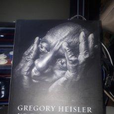 Libros de segunda mano: LIBRO FOTOGRAFÍA GREGORY HEISLER 50 PORTRAITS. Lote 279523448