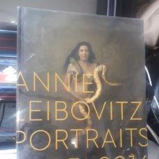 Libros de segunda mano: LIBRO FOTOGRAFÍA ANNIE LEIBOVITZ PORTRAITS 2005 - 2016. Lote 279524128