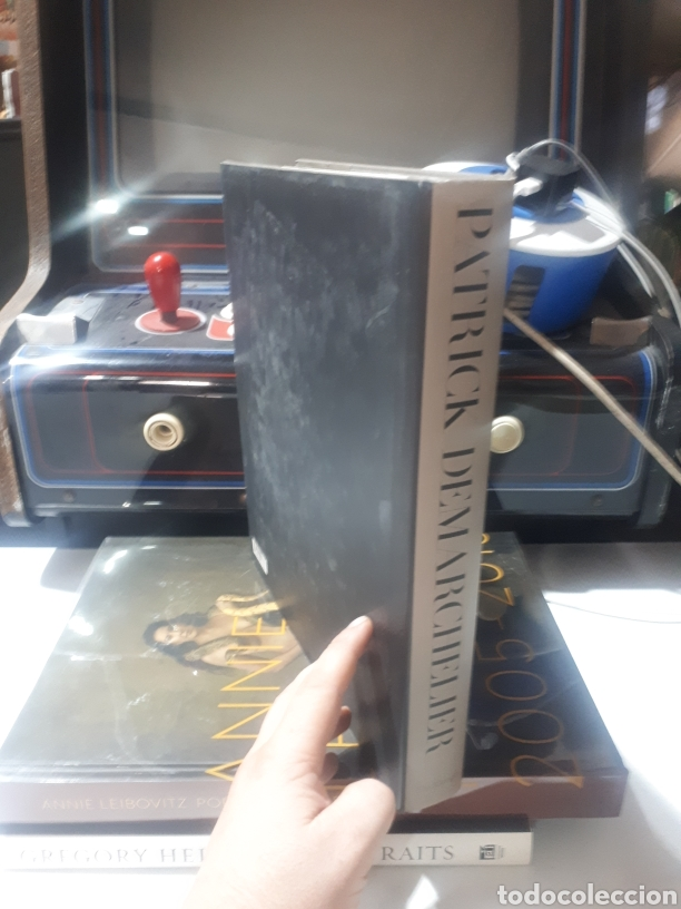 Libros de segunda mano: Libro fotografía PATRICK DEMARCHELIER - Foto 4 - 279524663