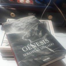 Libros de segunda mano: LIBRO FOTOGRAFÍA GENESIS SEBASTIAO SALGADO TASCHEN. Lote 279526208