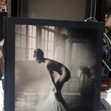 Libros de segunda mano: ÚNICO EN TODOCOLECCION LIBRO FOTOGRAFIA PERSONAL DE VINCENT PETERS TENEUES BUEN ESTADO. Lote 279527183