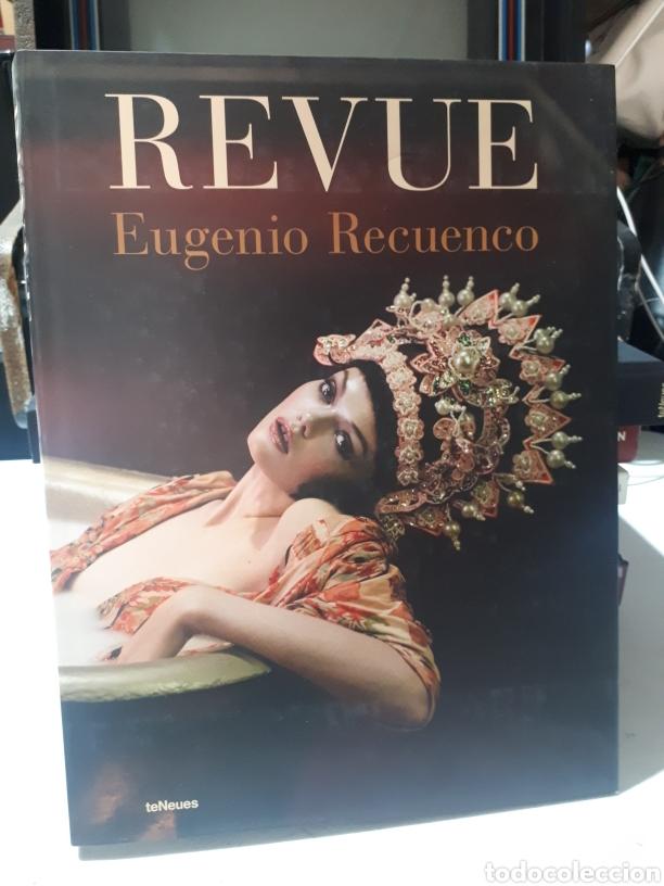 LIBRO DE FOTOGRAFÍA REVUE EUGENIO RECUENCO (Libros de Segunda Mano - Bellas artes, ocio y coleccionismo - Diseño y Fotografía)