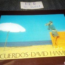 Libros de segunda mano: RECUERDOS DAVID HAMILTON IMÁGENES EROTICO ARTÍSTICAS POSADOS MUJERES CHICAS ADULTOS. Lote 282987498