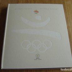 Libros de segunda mano: LOS CARTELES OLÍMPICOS // ELS CARTELLS OLÍMPICS. EDI. COOB'92 SA.. Lote 283060153