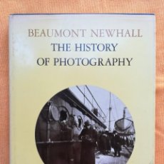 Libros de segunda mano: THE HISTORY OF PHOTOGRAPHY - 1978 ~4ªED. - BEAUMONT NEWHALL - MOMA, NEW YORK, USA - PJRB. Lote 286710768