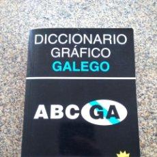 Libros de segunda mano: DICCIONARIO GRAFICO GALEGO -- FOTOS PEPE FERRIN -- AÑO 2010 -- LIBRO DE FOTOGRAFIAS --. Lote 288176448