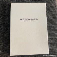 Libros de segunda mano: LIBRO SKATEBOARDING.3D SEBASTIAN DENZ CARHARTT TAPA DURA. Lote 288185278