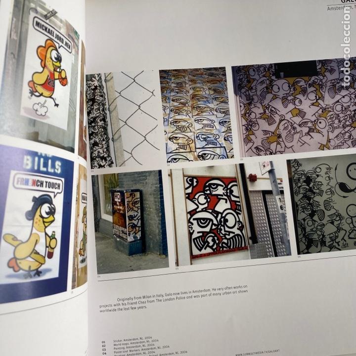 Libros de segunda mano: Libro THE ART OF REBELLION 2 - WORLD OF URBAN ART ACTIVISM - Foto 3 - 288187728
