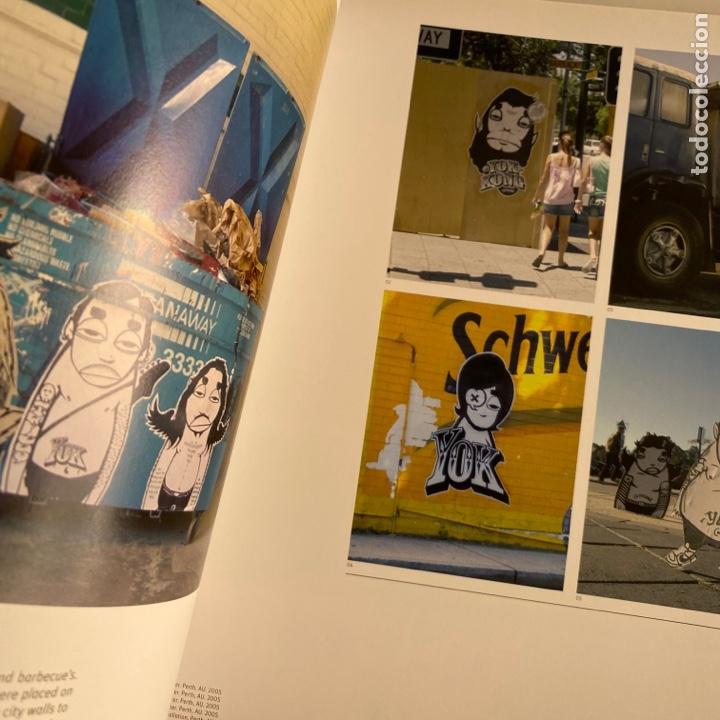 Libros de segunda mano: Libro THE ART OF REBELLION 2 - WORLD OF URBAN ART ACTIVISM - Foto 4 - 288187728