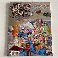 Libros de segunda mano: LIBRO REVISTA MAGAZINE HEY! N° 1 MODERN ART AND POP CULTURE. Lote 288188448