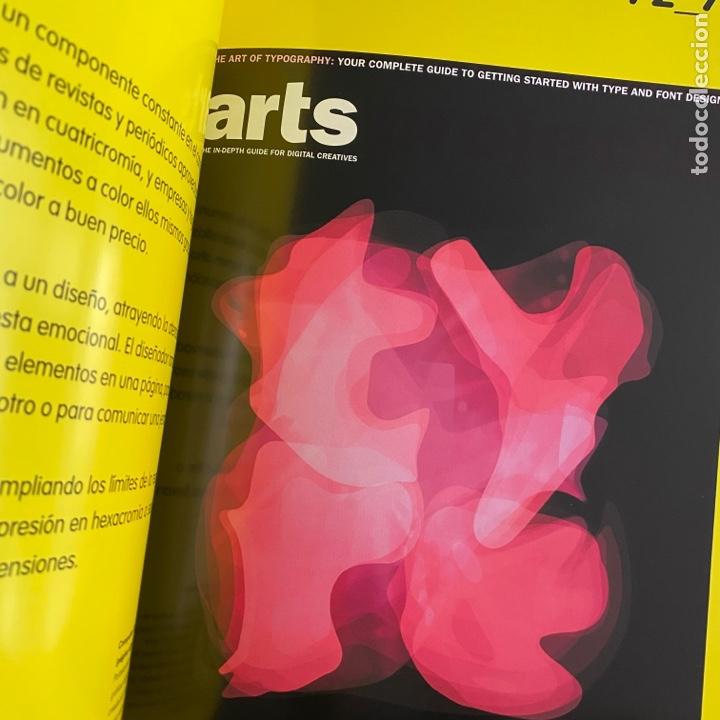 Libros de segunda mano: Libro manual de producción guía para diseñadores gráficos pad - Foto 3 - 288190023